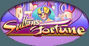 Игровой автомат Sultan's Fortune Playtech