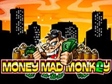 Слот Помешанная На Деньгах Обезьяна в онлайн-казино Адмирал