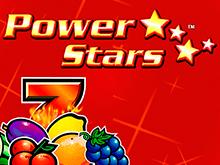Мощные Звезды - игровой слот без вложения денег